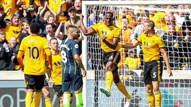 Wolverhampton Menjatuhkan Manchester City Di Puncak Klasemen Liga Premier