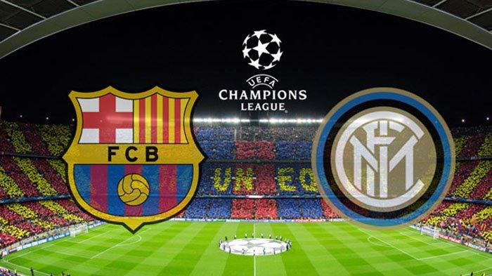 Hasil Barcelona Vs Inter Milan, Skor 2-0