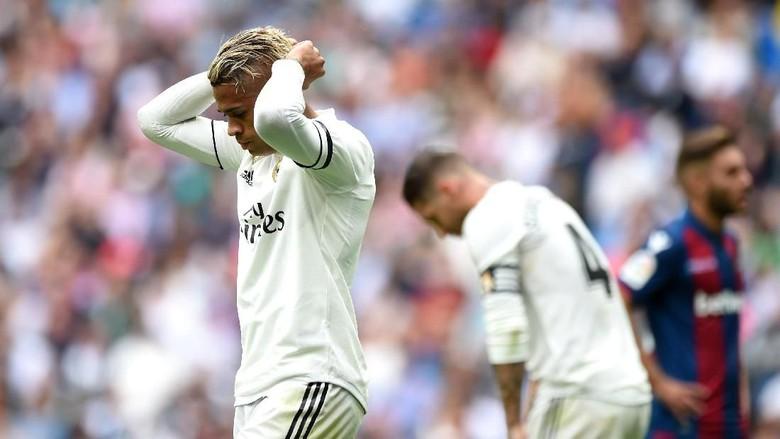 Real Madrid Kalah Di Kandang Sendiri Saat Melawan Levante