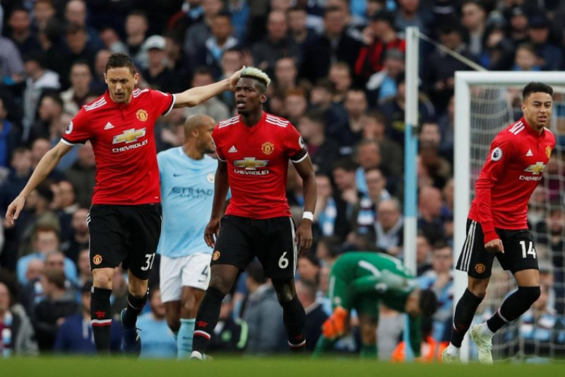 Seputar bola Manchester United vs Newcastle United