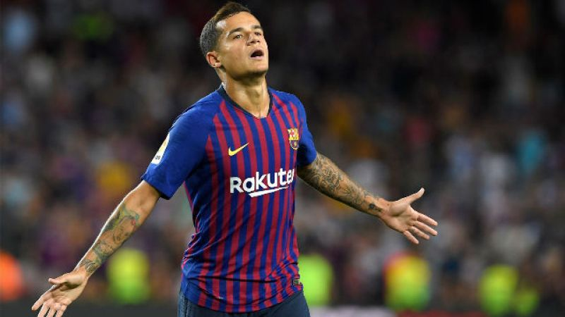 harga Philippe Coutinho, rekor Philippe Coutinho, Philippe Coutinho, Barcelona