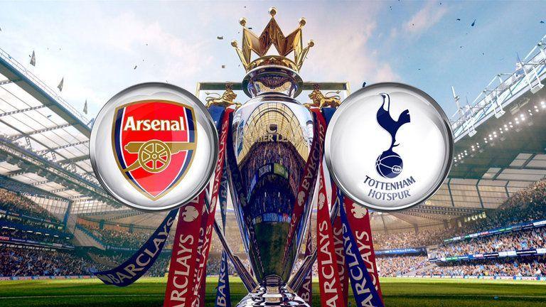 Premier League: Arsenal vs Tottenham Hotspur