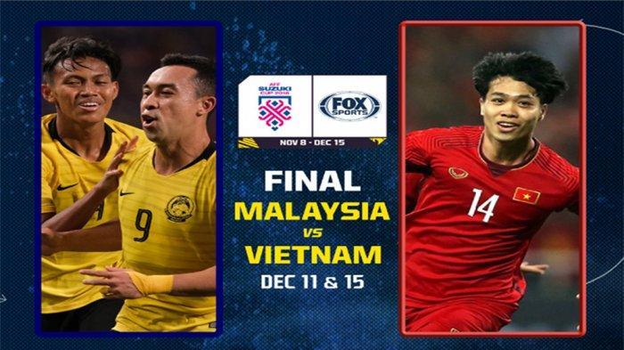 Vietnam vs Malaysia Di Final Piala Suzuki