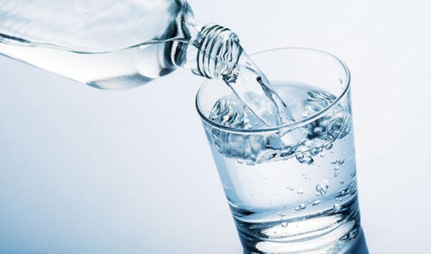 pengaruh air putih