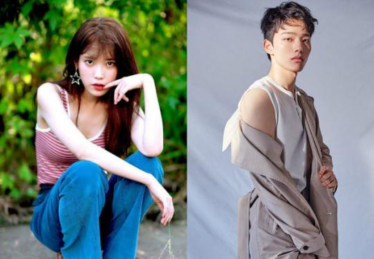 Drama Baru Karya Hong Sisters Dibintangi Oleh Yeo Jin Goo Dan IU