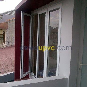Bengkel pembuatan kusen UPVC - duren sawit (2)