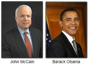 2008 US Presidential Candidates