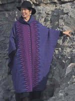 Long Wool Cape