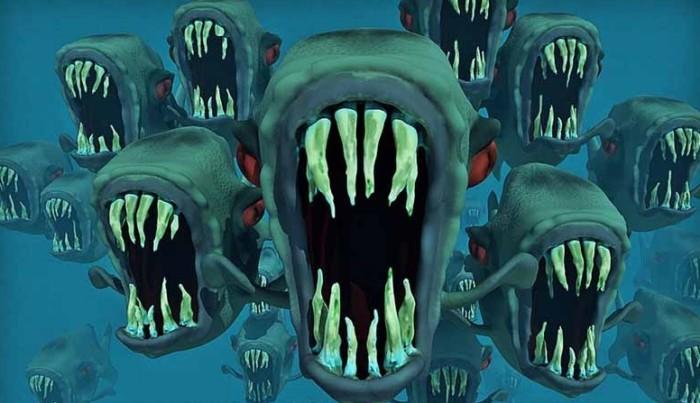 Inilah 50+ Jenis Ikan Laut Dalam yang Aneh, Menyeramkan dan Langka