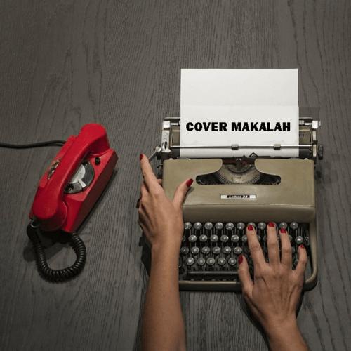 contoh cover makalah