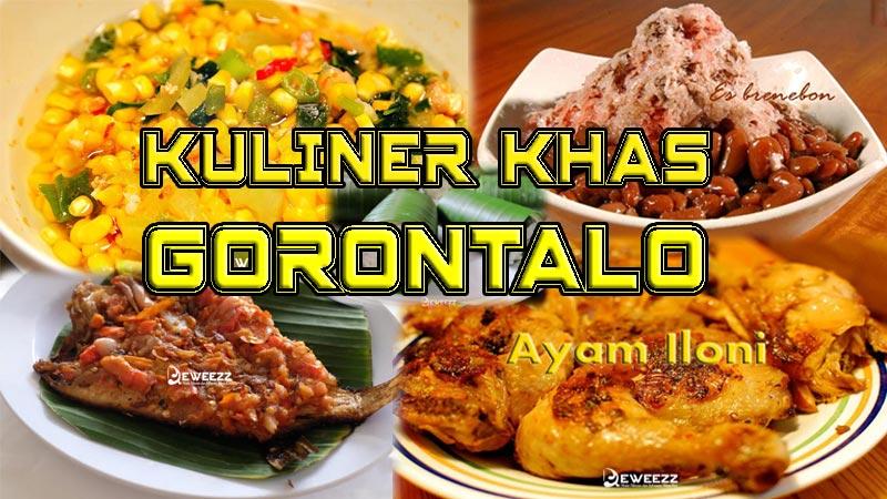 Wajib Kamu Coba! 13 Makanan Khas Gorontalo yang Lezatnya Tak Terkalahkan