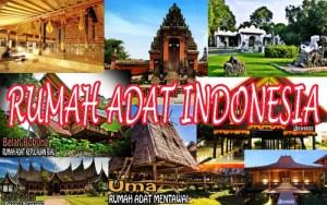 gambar rumah adat indonesia