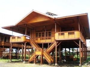 gambar rumah adat