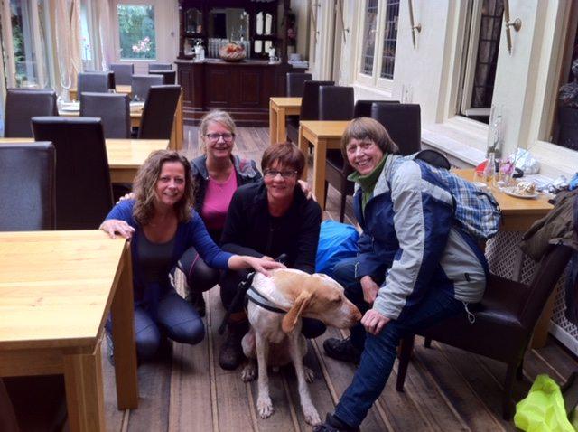 Dag 4: van Haren naar Zuidlaren