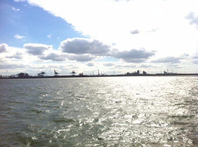 15 september 2013: van Kijkduin naar Hoek van Holland
