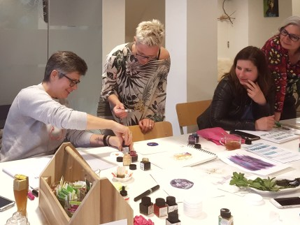 workshop Handlettering Studio Suikerzoet 16