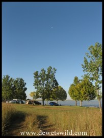 Sandford Camping Area