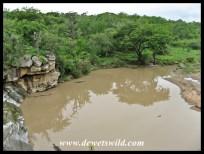 Mphafa waterhole