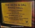 Berg-en-Dal Rhino Hall