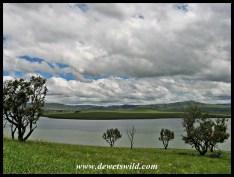 Midmar Dam scenery
