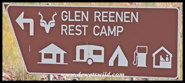 Glen Reenen Rest Camp