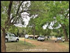 Forever Resort's Loskop Dam camping area