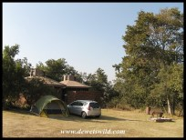Camping at Kgaswane, May 2015