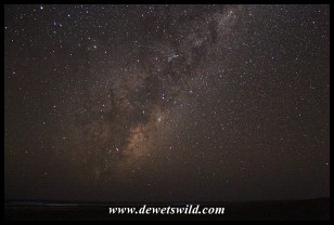 Cape Vidal by Starlight