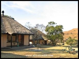 Thendele Lower Camp