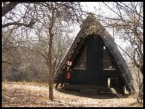 Sweni Wilderness Trail hut, July 2015