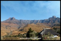 The Amphitheatre from Thendele