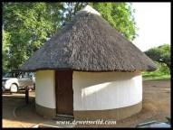 Balule hut