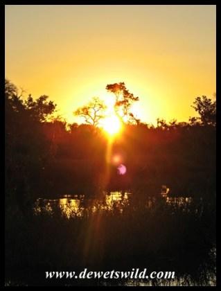 Sunset at Shipandani