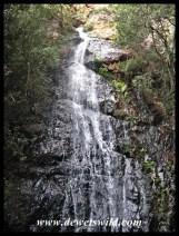 Waterfall at Waterfall Safari Lodge