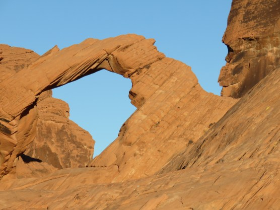 """""""Arch Rock"""" and my discovery of """"King Kong"""" protecting the arch. Can you see him?"""