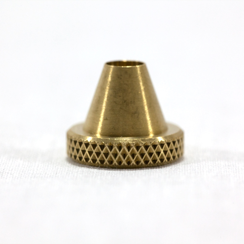 .22 Caliber Brass Muzzle Guard