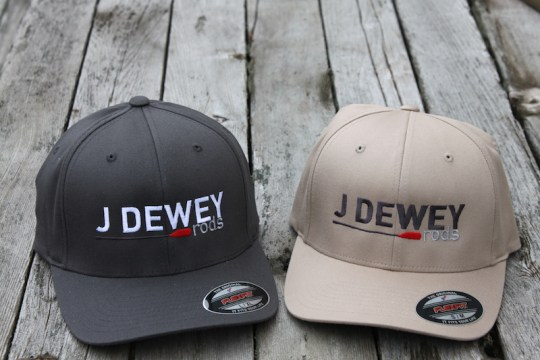 J Dewey Rods FlexFit Hat