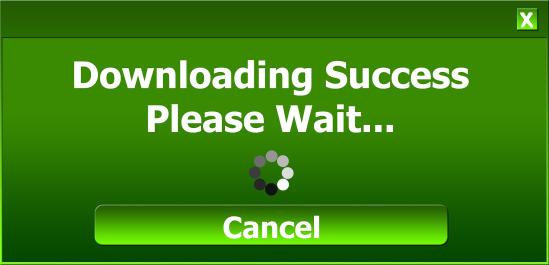 download-succes