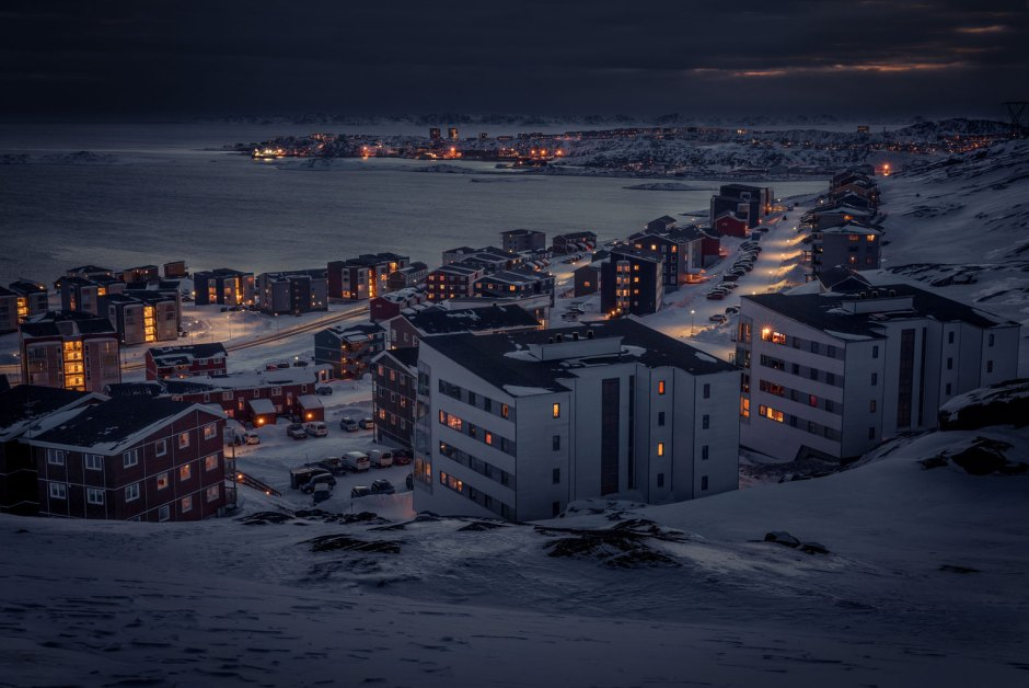 a-winter-night-view-from-qinngorput-towards-nuuk-in-greenland