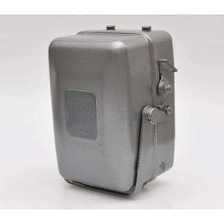 camera box Rolleiflex 4x4