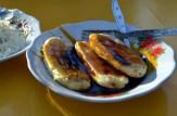 Rasa gula merah, rasa original pisang Epe'