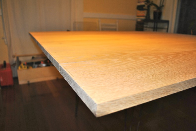 DIY: Industrial Dining Table