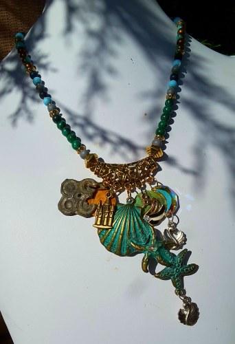 Necklace, Sea dreams1