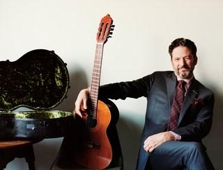 "John Pizzarelli Trio  br  i Nat ""King"" Cole at 100  i Del E Webb Center 8992dea93038b"