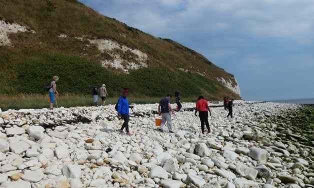 DDYC Flamborough Beach Clean Up