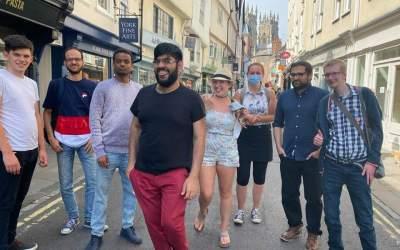 DDYC York Trip