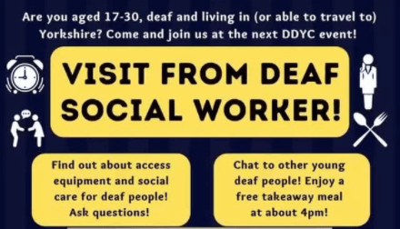 DDYC Event on 2nd October