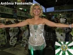 Antonia Fontenelle Mocidade