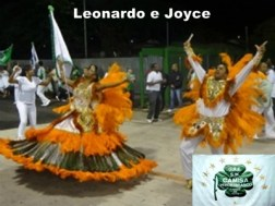 Leonardo e Joyce