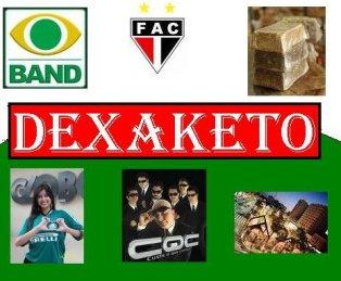 Segundo Logo Dexaketo em 2009